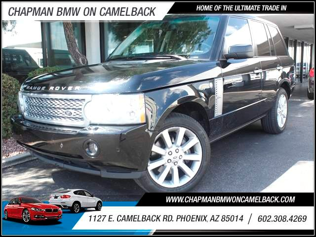 2007 Land Rover Range Rover Supercharged 93991 miles 1127 E Camelback BUY WITH CONFIDENCE