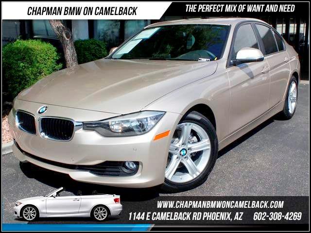 2014 BMW 3-Series Sdn 328i PremDriver Assit Pkg Nav 16855 miles 1144 E Camelback The BMW Certif