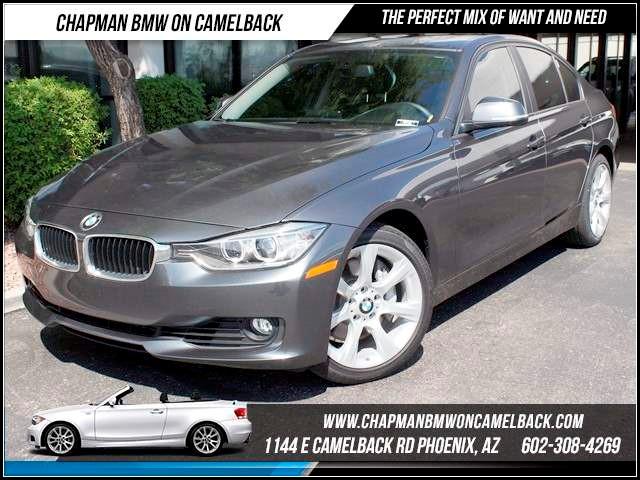 2014 BMW 3-Series Sdn 335i Prem Tech 9362 miles 1144 E Camelback The BMW Certified Edge Sales Ev