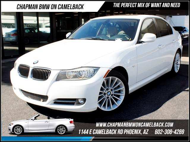 2011 BMW 3-Series Sdn 335i 76008 miles 1127 E Camelback BUY WITH CONFIDENCE Chapman BMW i
