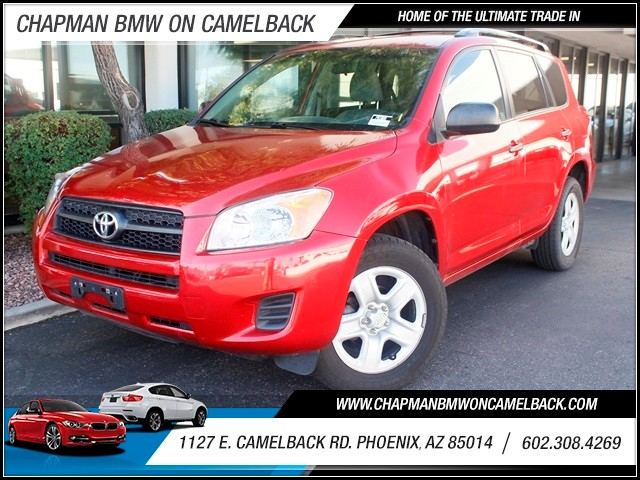 2010 Toyota RAV4 63849 miles 1127 E Camelback BUY WITH CONFIDENCE Chapman BMW is located