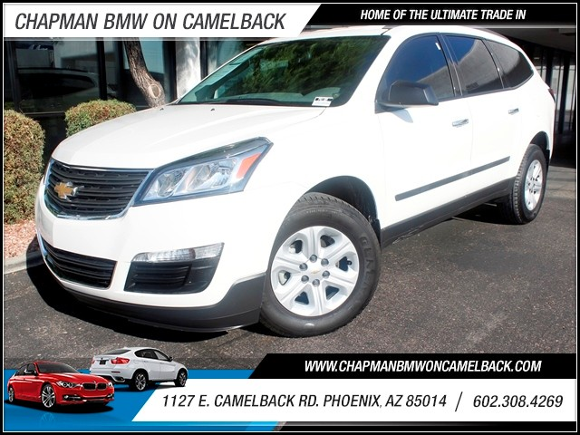 2014 Chevrolet Traverse LS 22359 miles One Previous Owner Back Up Camera Phone wireless data lin