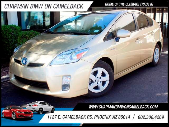 2011 Toyota Prius III 27989 miles 1127 E Camelback BUY WITH CONFIDENCE Chapman BMW is loc