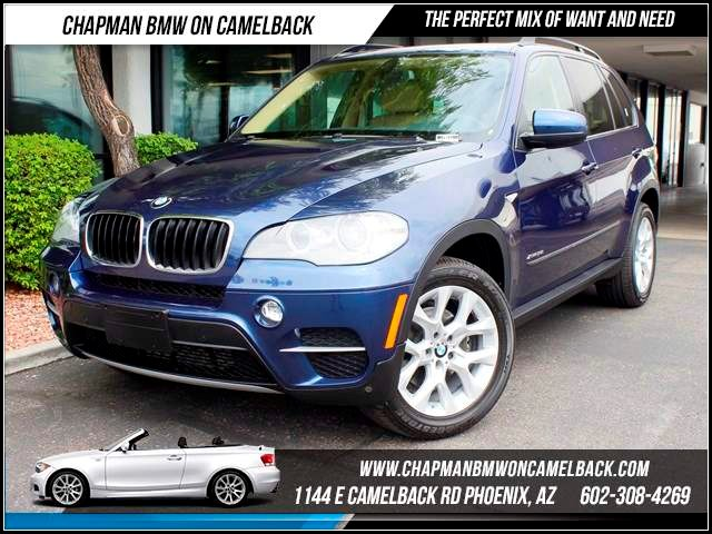 2012 BMW X5 xDrive35i Sport Activity 41652 miles 1144 E Camelback The BMW Certified Edge Sales E