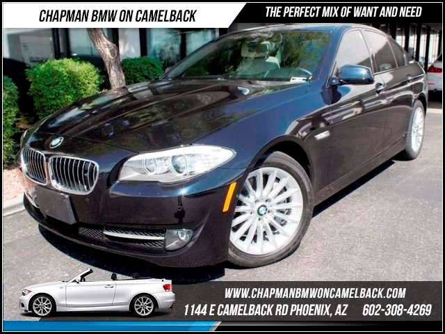 2013 BMW 5-Series ActiveHybrid 5 9460 miles 1144 E Camelback The BMW Certified Edge Sales Event