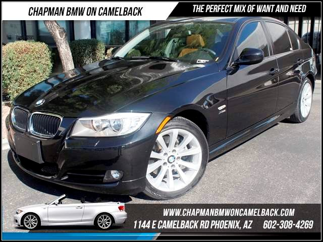 2011 BMW 3-Series Sdn 328i xDrive 30732 miles 1144 E Camelback The BMW Certified Edge Sales Even