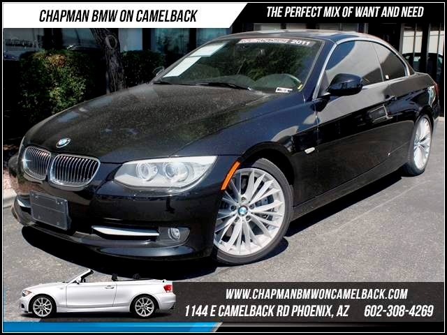 2011 BMW 3-Series Conv 335i 45820 miles 1144 E CamelbackHappier Holiday Sales Event on Now Cha