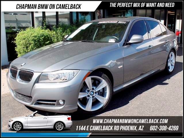 2011 BMW 3-Series Sdn 335i 46565 miles 1144 E CamelbackChapman BMW on Camelback in Phoenix is th