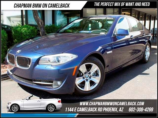 2011 BMW 5-Series 528i 27335 miles 1144 E CamelbackChapman BMW on Camelback in Phoenix is the CP