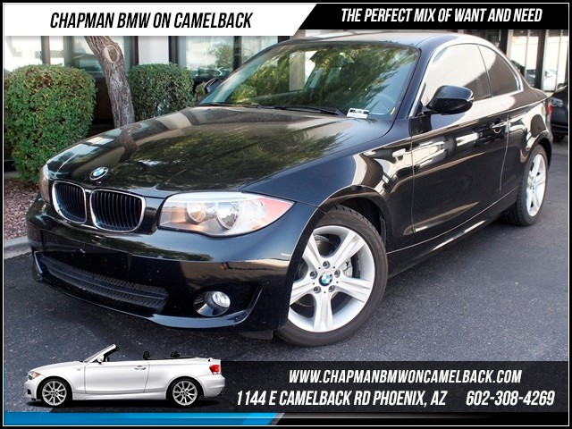 2012 BMW 1-Series 128i 46364 miles 1144 E Camelback The BMW Certified Edge Sales Event If you