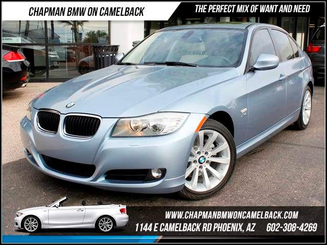 2011 BMW 3-Series Sdn 328i xDrive 15432 miles 1144 E Camelback The BMW Certified Edge Sales Even