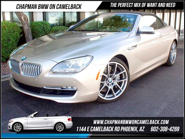 2012 BMW 6-Series 650i 16449 miles 1144 E Camelback The BMW Certified Edge Sales Event If you
