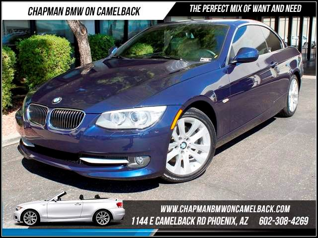 2011 BMW 3-Series Conv 328i 33993 miles 1144 E Camelback The BMW Certified Edge Sales Event If