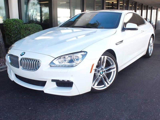 2012 BMW 6-Series 650i 10138 miles 1144 E Camelback The BMW Certified Edge Sales Event If you