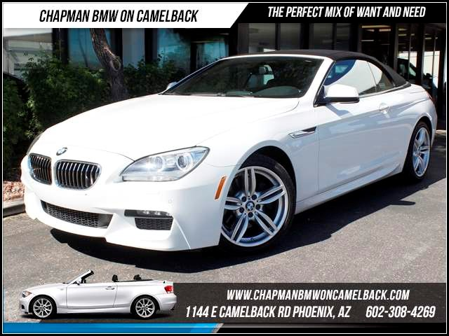 2014 BMW 6-Series 640i xDrive 8993 miles 1144 E Camelback The BMW Certified Edge Sales Event I