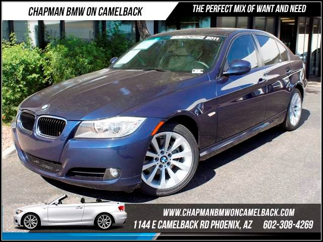 2011 BMW 3-Series Sdn 328i 60781 miles 1144 E CamelbackHappier Holiday Sales Event on Now Chap