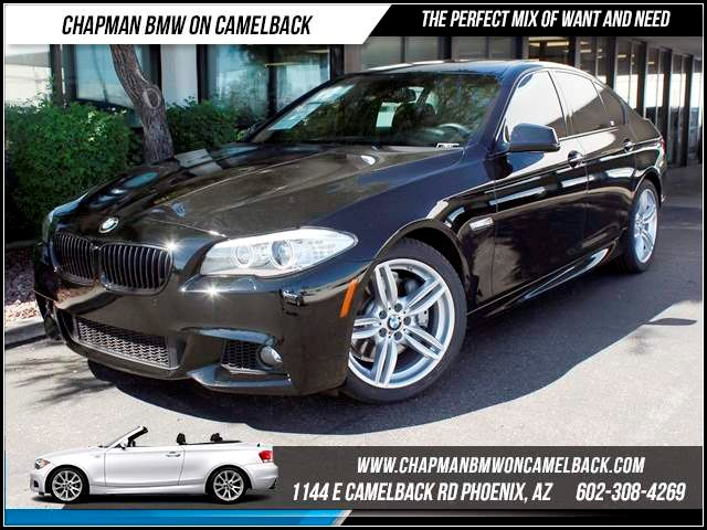 2011 BMW 5-Series 535i 50161 miles 1144 E Camelback The BMW Certified Edge Sales Event If you