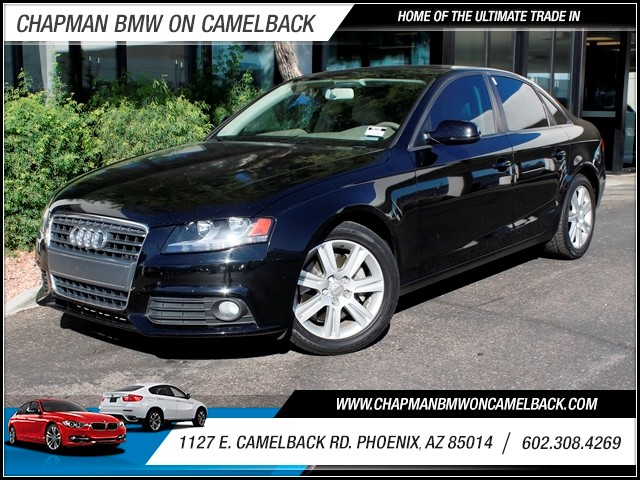 2011 Audi A4 20T Premium 62332 miles Phone pre-wired for phone Cruise control Steering wheel t