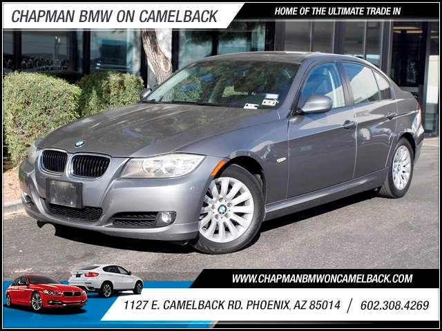 2009 BMW 3-Series Sdn 328i 93211 miles 1127 E Camelback BUY WITH CONFIDENCE Chapman BMW i