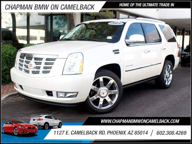 2013 Cadillac Escalade Luxury 11808 miles 1127 E Camelback BUY WITH CONFIDENCE Chapman BM