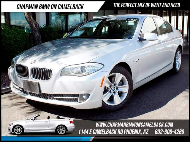 2013 BMW 5-Series 528i xDrive 34377 miles 1144 E CamelbackChapman BMW on Camelback in Phoenix is