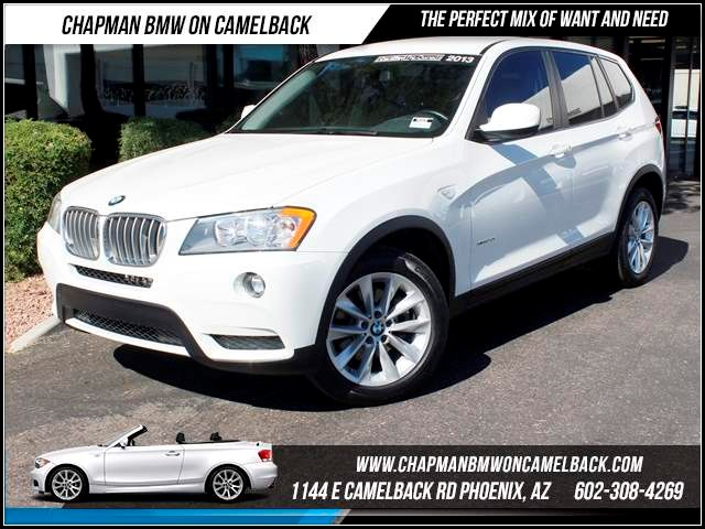 2013 BMW X3 xDrive28i 36031 miles 1144 E Camelback The BMW Certified Edge Sales Event If you h