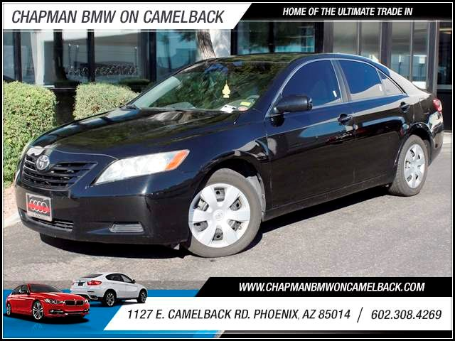 2009 Toyota Camry LE 53747 miles 1127 E Camelback BUY WITH CONFIDENCE Chapman BMW Used Ca