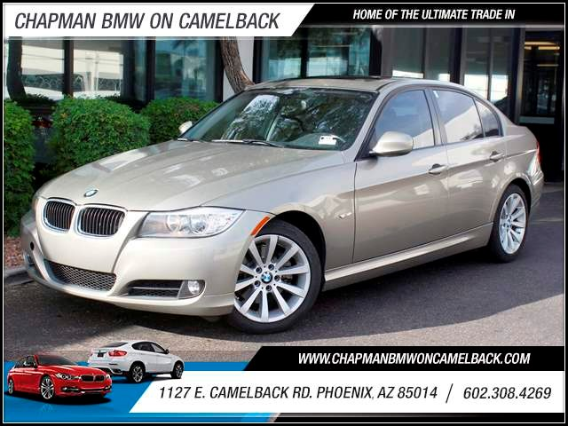 2011 BMW 3-Series Sdn 328i 90472 miles 1144 E CamelbackHappier Holiday Sales Event on Now Chap