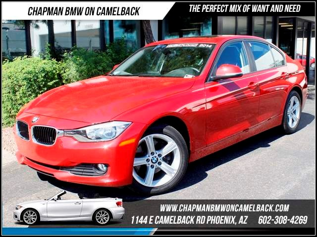 2014 BMW 3-Series Sdn 328d xDrive 7004 miles 1144 E CamelbackChapman BMW on Camelback in Phoenix