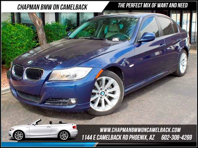 2011 BMW 3-Series Sdn 328i 40506 miles 1144 E CamelbackChapman BMW on Camelback in Phoenix is th