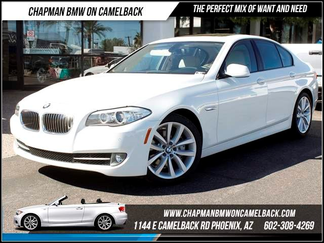 2011 BMW 5-Series 535i 42598 miles 1144 E CamelbackChapman BMW on Camelback in Phoenix is the CP