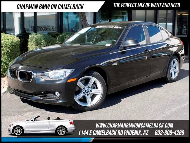 2014 BMW 3-Series Sdn 328i Prem Pkg 24235 miles 1144 E CamelbackHappier Holiday Sales Event on N