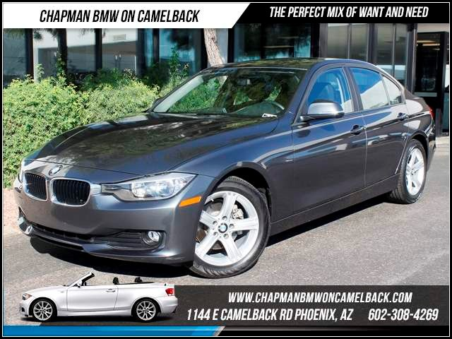 2014 BMW 3-Series Sdn 320i 22711 miles 1144 E CamelbackChapman BMW on Camelback in Phoenix is th