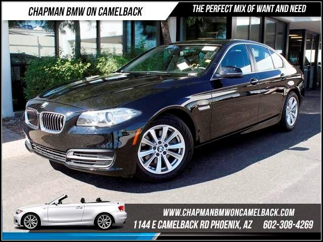 2014 BMW 5-Series 528i Prem Nav 14533 miles 1144 E CamelbackChapman BMW on Camelback in Phoenix
