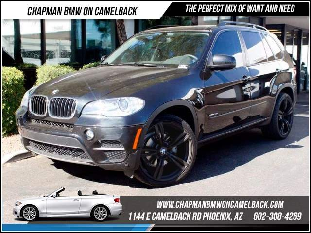 2013 BMW X5 xDrive35i 24401 miles 1144 E CamelbackHappier Holiday Sales Event on Now Chapman B