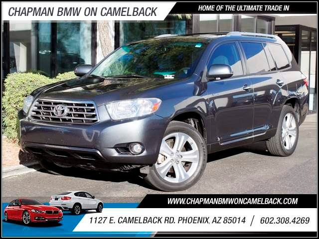 2010 Toyota Highlander Limited 67902 miles 1127 E Camelback BUY WITH CONFIDENCE Chapman B