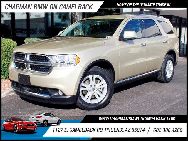 2011 Dodge Durango Crew 51224 miles 1127 E Camelback BUY WITH CONFIDENCE Chapman BMW is l