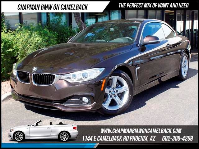 2014 BMW 4-Series 428i 9377 miles 1144 E CamelbackChapman BMW on Camelback in Phoenix is the CPO
