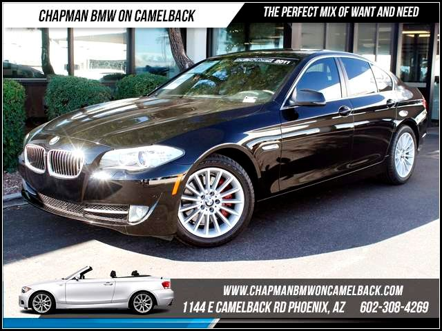 2011 BMW 5-Series 535i 43995 miles 1144 E CamelbackChapman BMW on Camelback in Phoenix is the CP