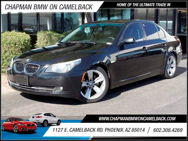 2009 BMW 5-Series 528i 82323 miles 1127 E Camelback BUY WITH CONFIDENCE Chapman BMW is lo