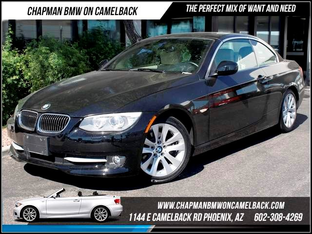 2011 BMW 3-Series Sdn 328i Prem Cold Weather Pkg 29528 miles 1144 E CamelbackChapman BMW on Came