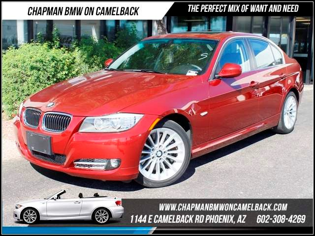 2011 BMW 3-Series Sdn 335d Prem Cold Weather Pkg 41646 miles 1144 E CamelbackChapman BMW on Came