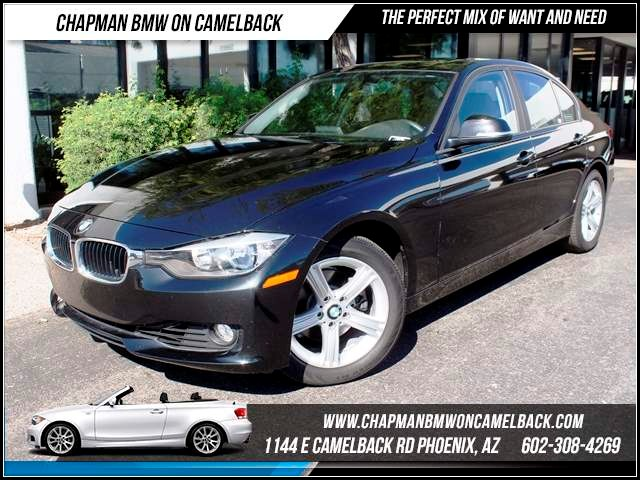 2014 BMW 3-Series Sdn 328i Prem Pkg 17731 miles 1144 E CamelbackHappier Holiday Sales Event on N