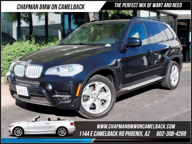 2013 BMW X5 xDrive50i 17276 miles 1144 E CamelbackChapman BMW on Camelback in Phoenix is the CPO