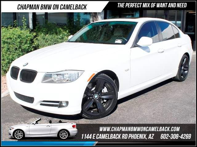 2010 BMW 3-Series 335i 50994 miles 1144 E CamelbackChapman BMW on Camelback in Phoenix is the CP