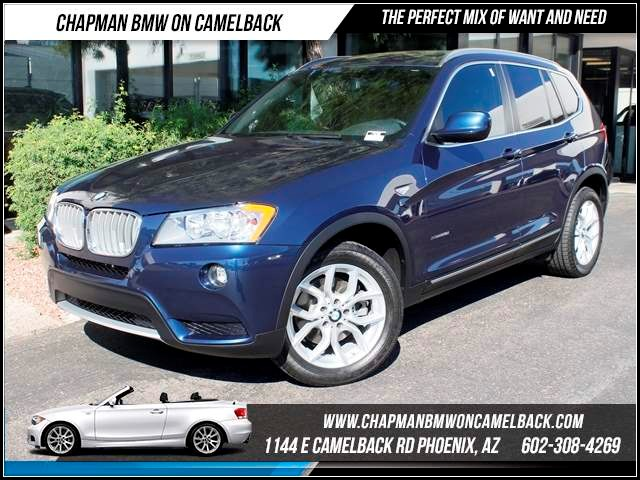 2013 BMW X3 xDrive28i 28379 miles 1144 E Camelback The BMW Certified Edge Sales Event If you h