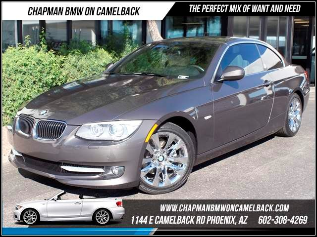 2011 BMW 3-Series Conv 328i 16388 miles 1144 E Camelback The BMW Certified Edge Sales Event If