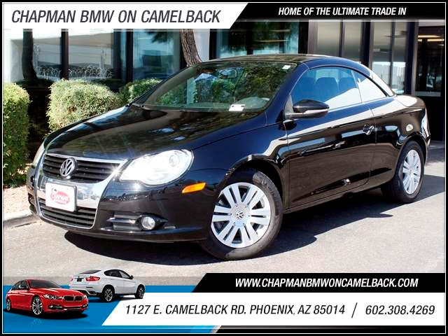 2009 Volkswagen Eos Komfort 45442 miles 1127 E Camelback BUY WITH CONFIDENCE Chapman BMW