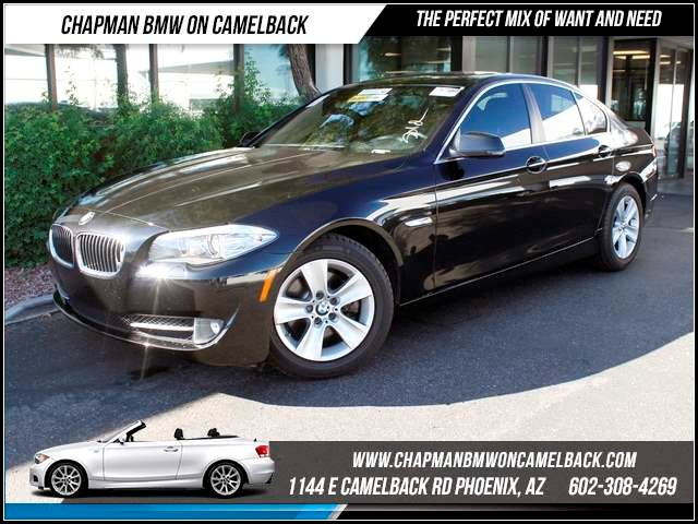 2011 BMW 5-Series 528i 47799 miles 1144 E CamelbackHappier Holiday Sales Event on Now Chapman