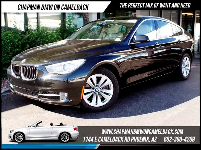 2011 BMW 5-Series 535i GT Convenience Package  NA 47559 miles 1144 E CamelbackChapman BMW on Ca